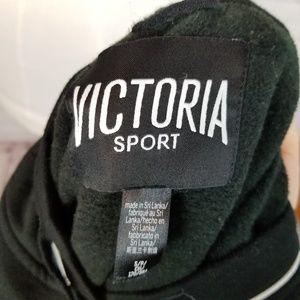 Victoria's Secret Tops - Victoria's Secret Sport|Sparkle Logo Hoodie